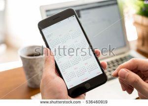 stock-photo-bangkok-thailand-december-iphone-plus-jet-black-series-show-calendar-of-on-screen-536460919